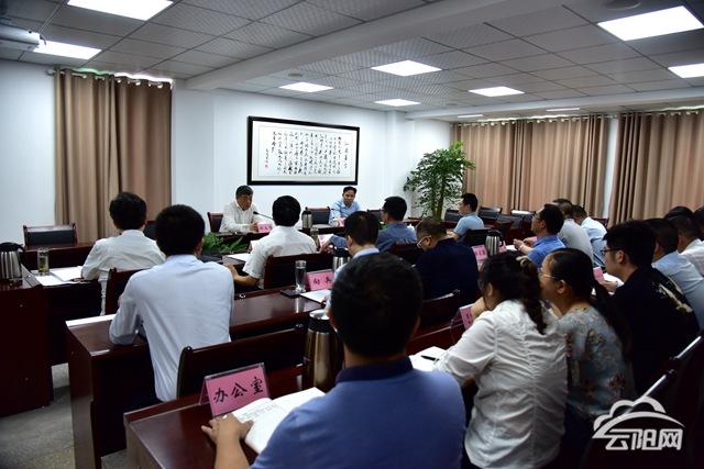 重庆市审计局局长郑立伟来云阳调研审计工作 助推审计工作再上新台阶
