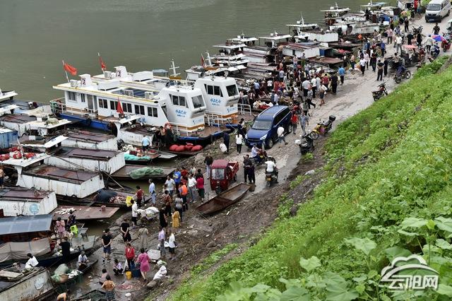 云阳:三峡库区最后的渔场