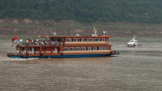 连续15年,云阳海事处为乘船中考考生保驾护航