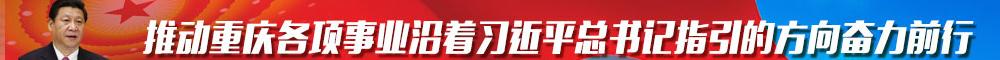 推动重庆各项事业沿着习近平总书记指引的方向奋力前行